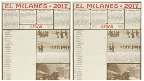 Calendario Milano.Milano Zucchero E Catrame Questa Citta Ha Un Calendario