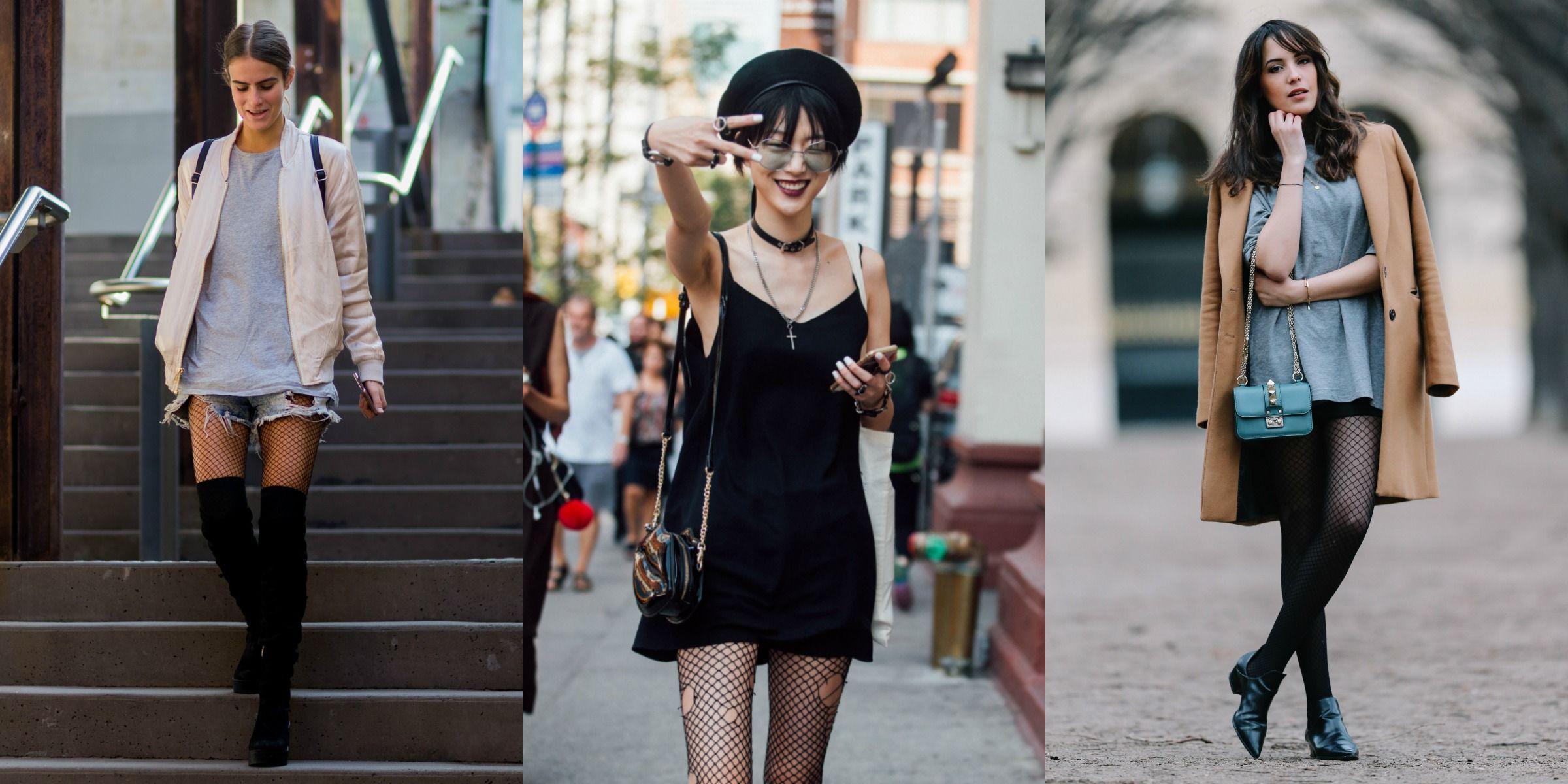 Le Senza ReteCome Abbinano Volgari Calze A Fashion Blogger Essere nPkX80wNOZ