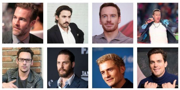 uomini più belli con più di 40 anni