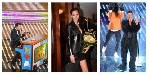 Human body, Textile, Denim, Fashion, Jacket, Black hair, Youth, Thigh, Leather, Snapshot,