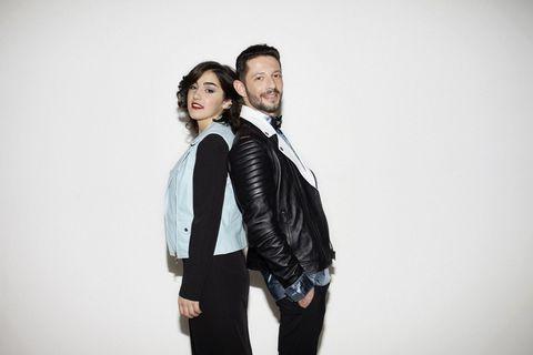 Sanremo 2017 cantanti: Alice Paba e Nesli.