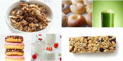 Se hai fame prima di pranzo e non riesci a dimagrire forse sbagli colazione
