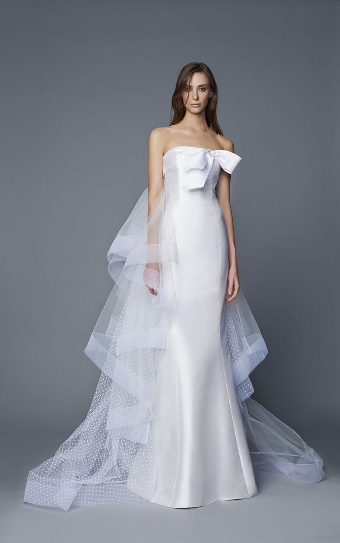 Abiti da sposa: i più belli dalle collezioni bridal 2018