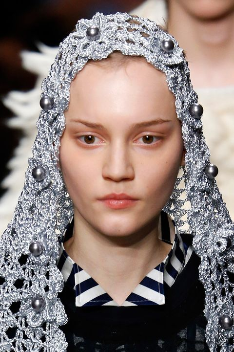 Burberry Make-up trends