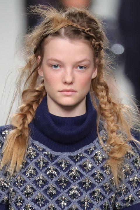 Antonio Berardi Makeup trends