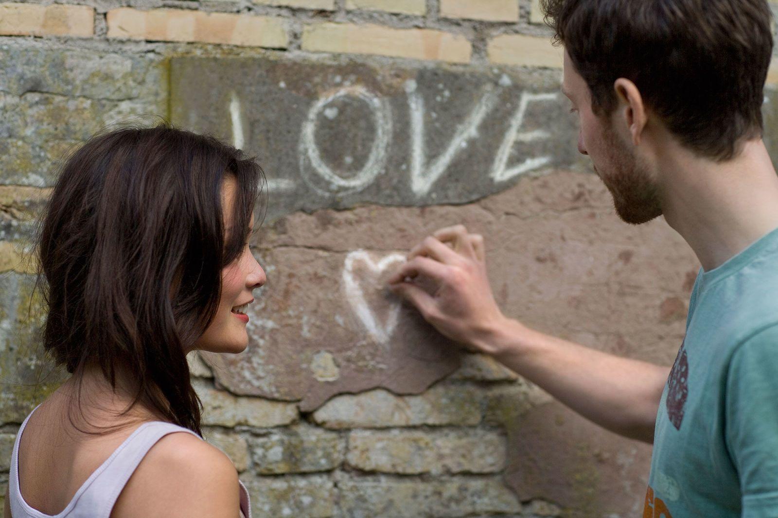 online dating messaggio damore Quando iniziare a frequentare durante il divorzio