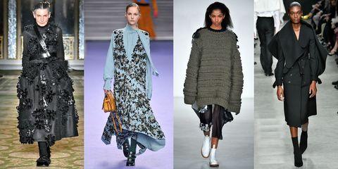 london fashion week autunno inverno 2017 2018