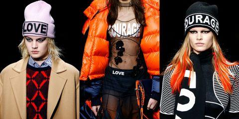 Versace porta il femminismo alle sfilate della Milano fashion week fac833a1968