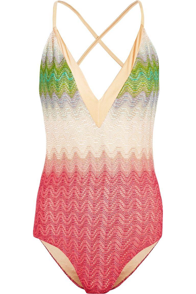 Costumi da bagno tutte le tendenze per la moda mare 2017 - Norma kamali costumi da bagno ...