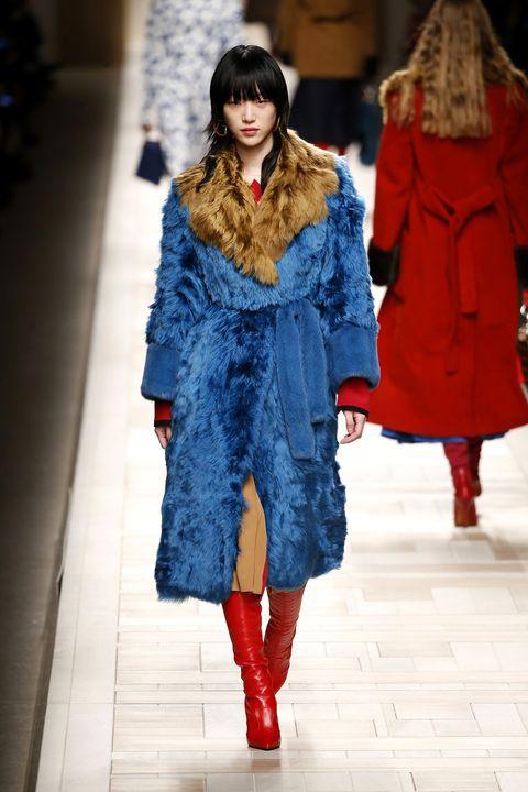 cheap for discount b3c02 14ee2 Le pellicce sempre di tendenza per la moda autunno inverno ...