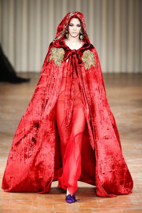 velluto moda autunno inverno 2017 2018