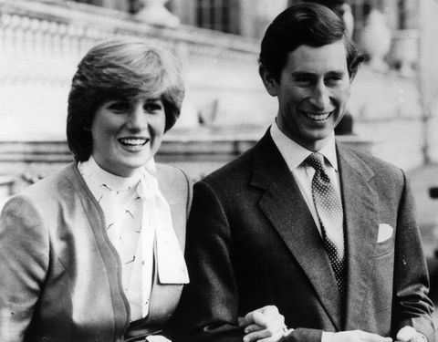 <p>Sempre a&nbsp;Buckingham Palace prima del matrimonio.</p>