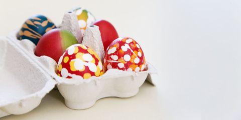 Decorazioni Pasquali Copia Queste 7 Idee Originali Per Decorare Le Uova