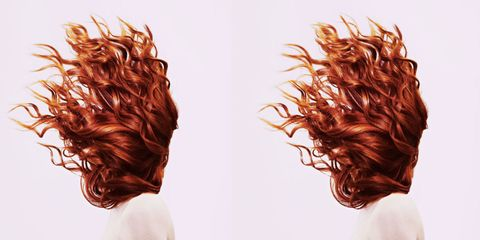 Brown, Hairstyle, Red, Style, Amber, Beauty, Hair coloring, Red hair, Brown hair, Liver,