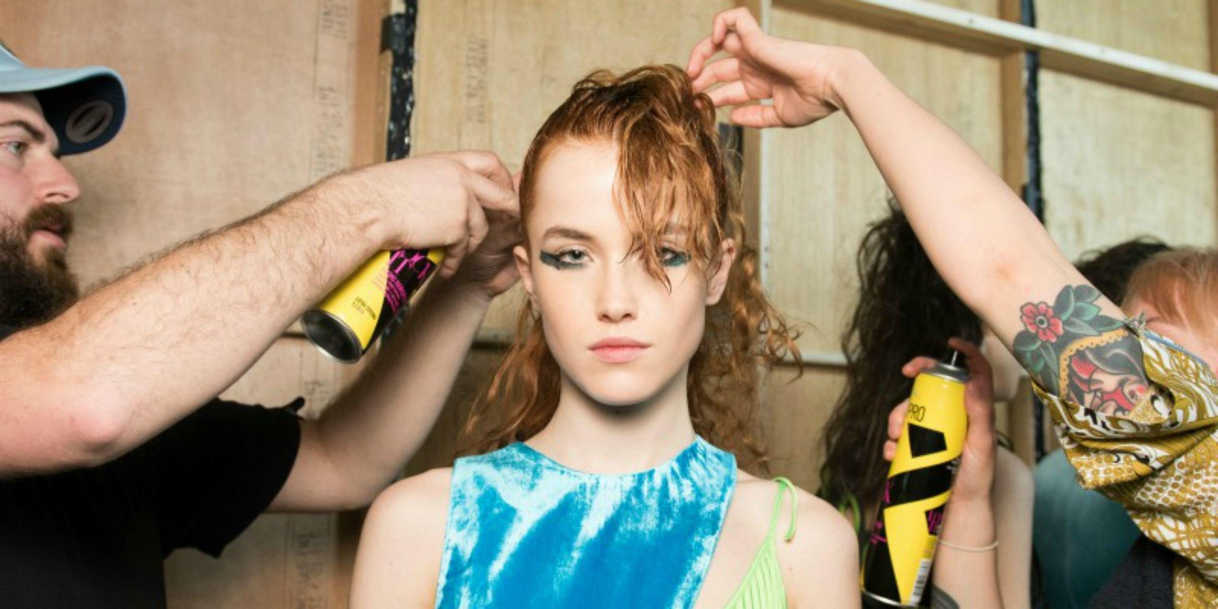 Come fare capelli mossi da ricci