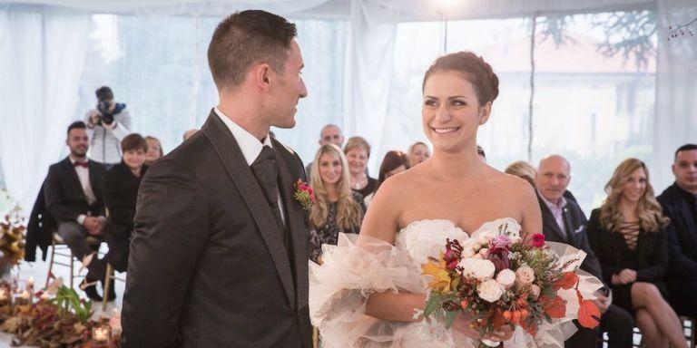 Matrimonio In Vista : Matrimonio in vista inviate le foto della torta nuziale il
