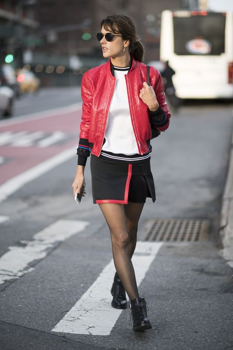 alessandra ambrosio outfit street style