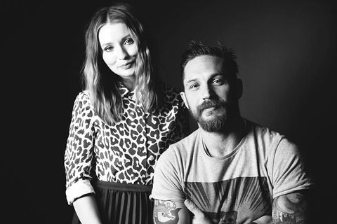 Emily Browning e Tom Hardy presentano Legend a Toronto - 13 settembre 2015