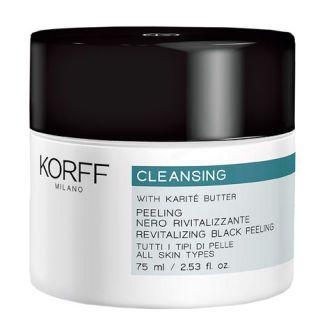 peeling-viso-Korff-purifica-e-rigenera-con-burro-di-karitè