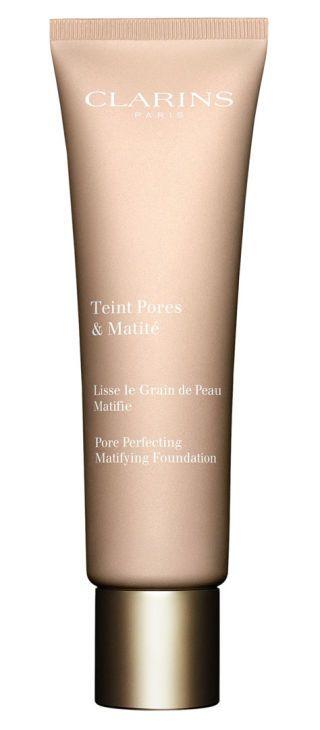 fondotinta-Vente-Pore-et-Matite-Fluide-Clarins-anti-lucido-texture-soft