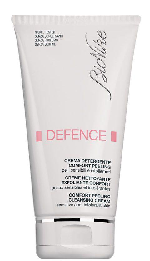 peeling-viso-Defence-Crema-Detergente-Comfort-Peeling-BioNike