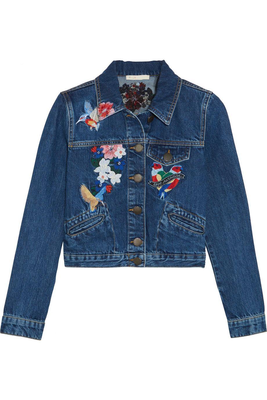 giacchetti jeans primavera estate 2017
