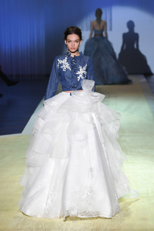 Abiti da sposa moda 2018 Atelier Emè