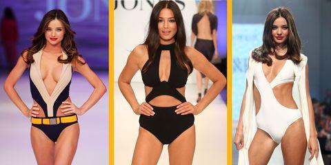 3a5cecf342f5 Beachwear 2017 i costumi trikini di tendenza della moda mare di quest'anno