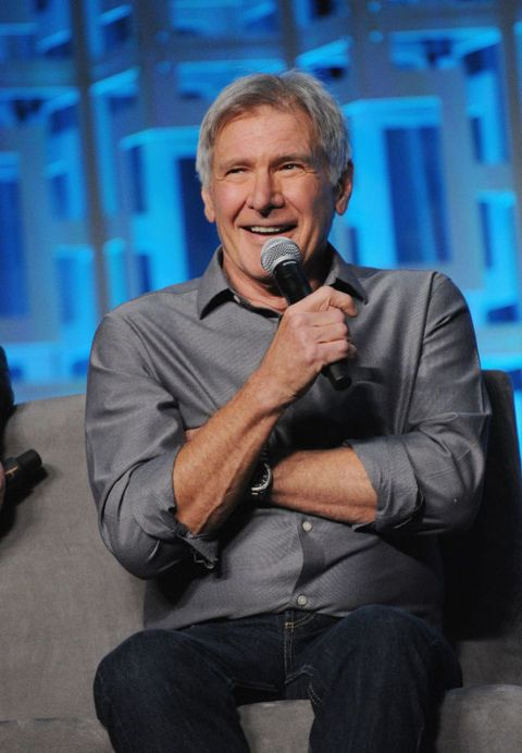 Harrison Ford  al panel dei 40 anni di Star Wars - 13 aprile 2017