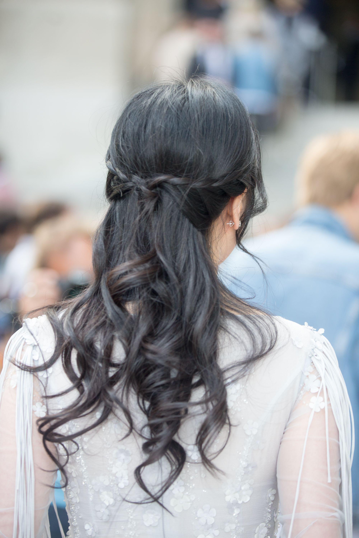 acconciature capelli quando piove