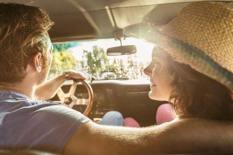 Come fare l'amore in macchina