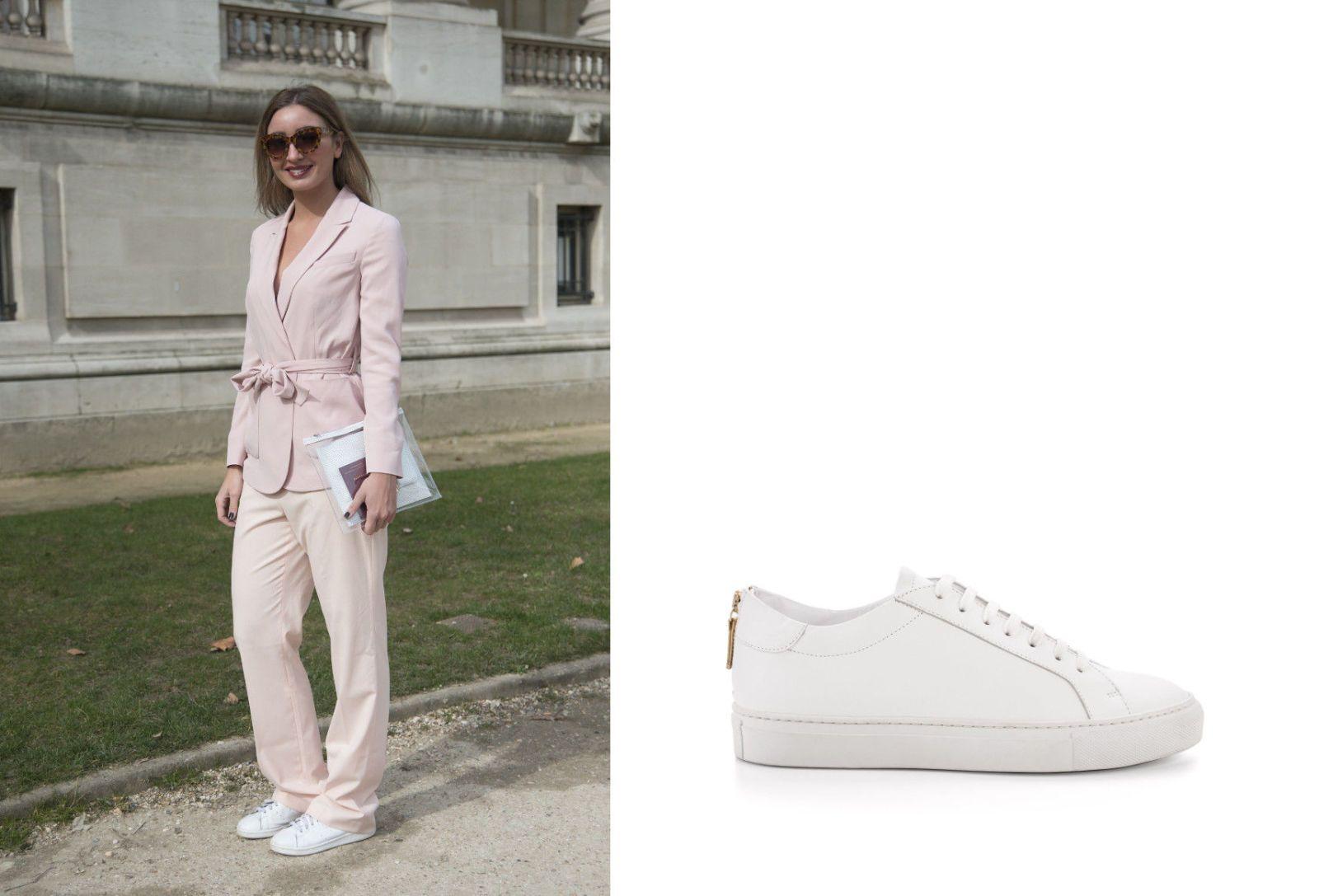 Outfit Ufficio Elegante : Come indossare le sneakers outfit per occasioni diverse