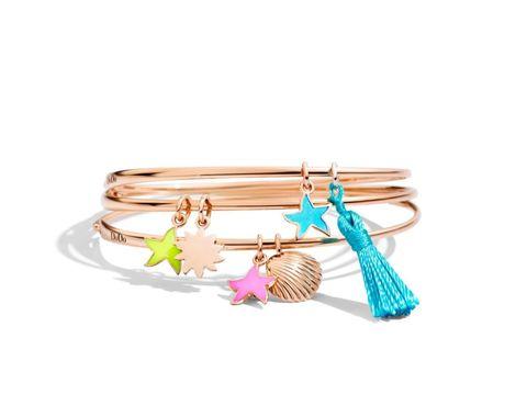 Gioielli estate 2017 ispirati al mare come i bracciali di Dodo