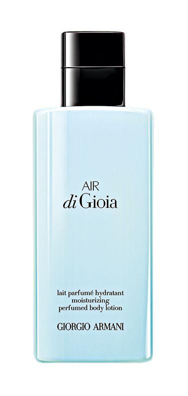 pelle-morbida-e-idratata-Air-di-Gioia-Bodylotion-Reflet-Giorgio-Armani-light