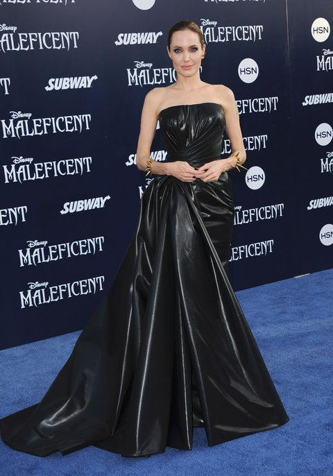 angelina jolie abiti red carpet