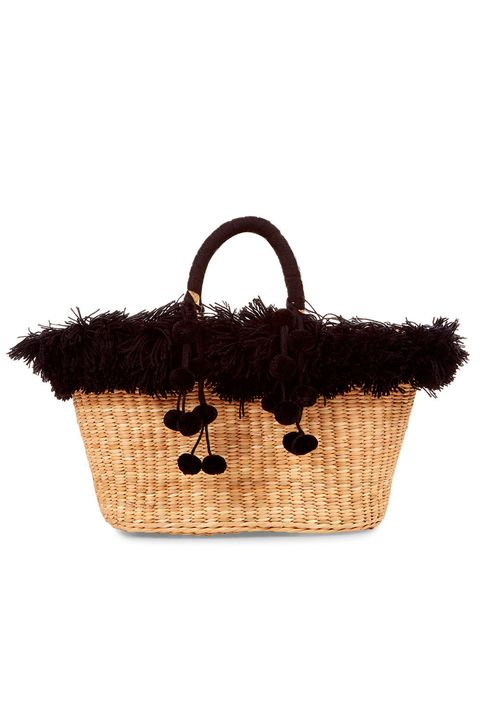 Nannacay straw bag