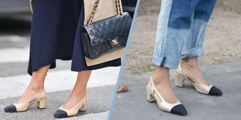 new styles e5339 1dbe2 Una storia d'amore lunga 60 anni: le scarpe di Chanel
