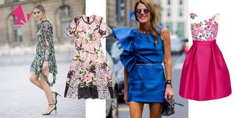 quality design 1baeb e7e0e 10 vestiti da cerimonia corti moda estate 2017