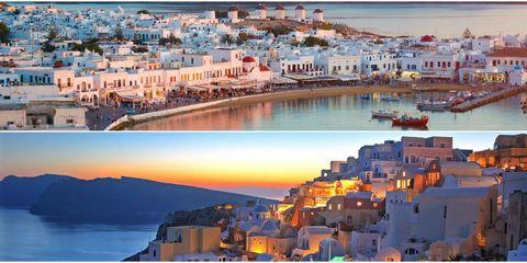 Meglio Mykonos o Santorini? Tutte le info per scegliere l\'isola ...