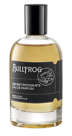 fragranze maschili per l'estate Secret Potion n° 3 Bullfrog