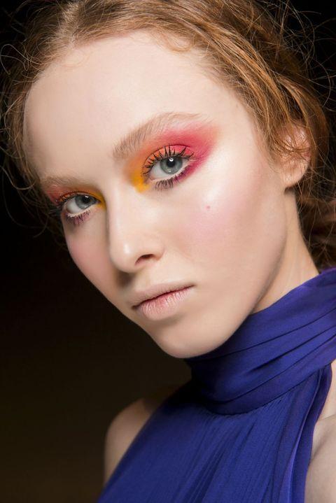 Make up inverno 2017: il trucco arcobaleno
