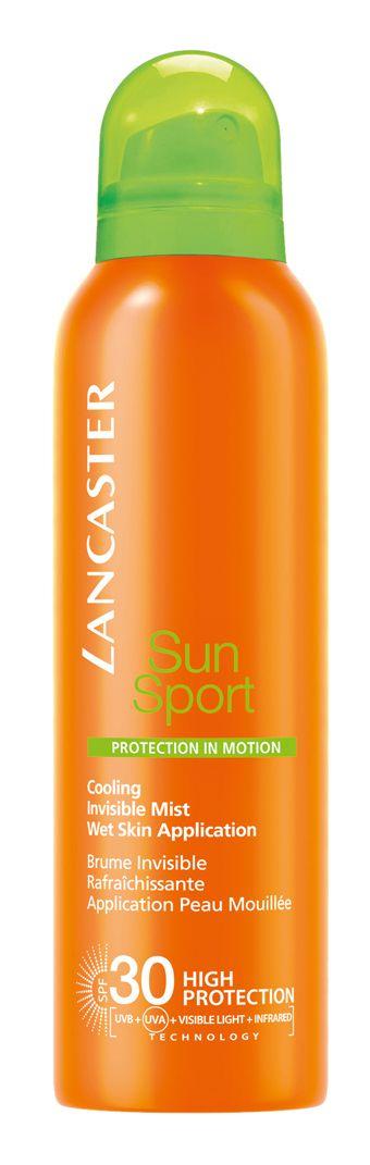 estate-spiaggia-creme-corpo-perfetto-Sun-sport-Cooling-Invisible-Mist-spf-30-Lancaster