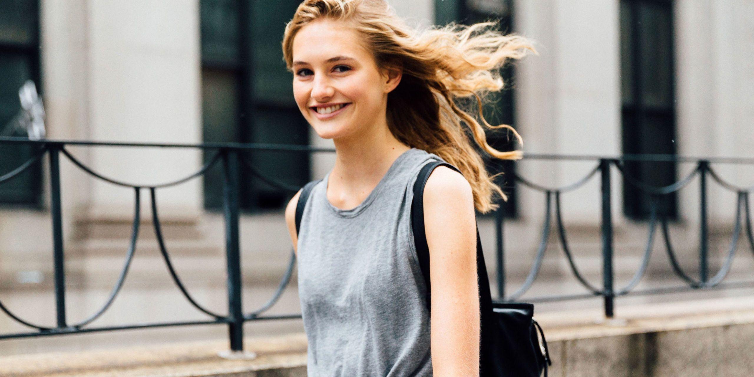 Tagli innovativi per capelli lunghi