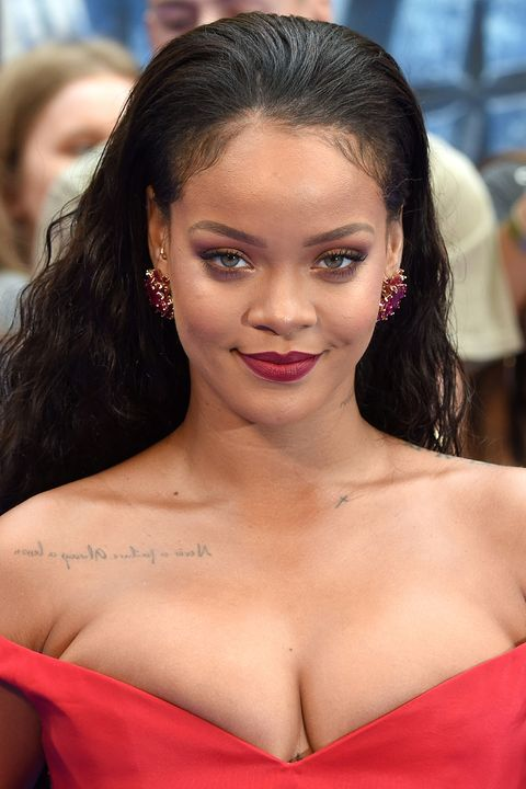 Rihanna Beauty Muse