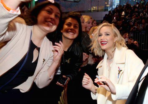 Festival del cinema di Venezia 2017: Jennifer Lawrence
