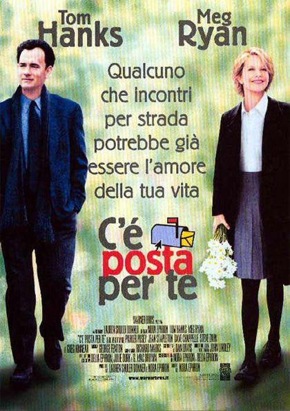 """<p>Se gli anni Novanta donavano come a nessun'altra all'adorabile <strong data-redactor-tag=""""strong"""" data-verified=""""redactor"""">Meg Ryan</strong>, glianni zero l'hanno vista<a data-tracking-id=""""recirc-text-link"""" href=""""http://www.elle.com/it/bellezza/viso-e-corpo/g1421/botox-cosmetici-bio-star-ritocchi/"""" target=""""_blank"""">incasinare un po' tutto con botox e affini,</a> ma tant'è. Possiamo sempre rivedere uno dei suoi tantissimi successi romantici, come <em data-redactor-tag=""""em"""" data-verified=""""redactor"""">C'è Posta per te</em>, dove fa la parte di Kathleen, la libraiaper bambini. Joe è un imprenditore che apre un megastore di libri a due passi dal negozio di Kathleen che è costretta a chiudere. I due si incrociano e, naturalmente, si detestano. In realtà si conoscono,senza saperlo,già da tempo, e vanno d'accordissimo, perché si scambiano una corrispondenza via Internet. L'equivoco dura finché deve durare poi tutto finisce bene.<span class=""""redactor-invisible-space"""" data-redactor-class=""""redactor-invisible-space"""" data-redactor-tag=""""span"""" data-verified=""""redactor""""></span></p>"""
