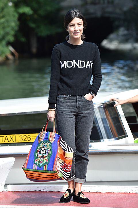 Jeans neri i migliori abbinamenti secondo le tendenze