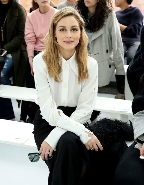 New york fashion week tra gli show imperdibili la sfilata di Olivia Palermo