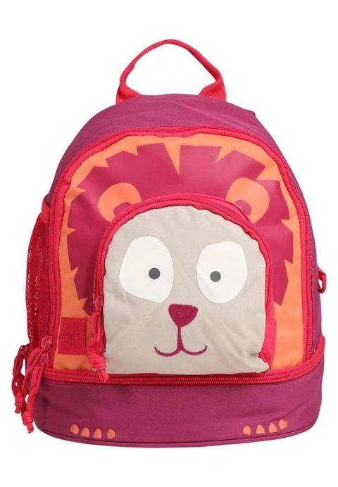 Zainetti per la scuola divertente come il modello Lion di Lassig