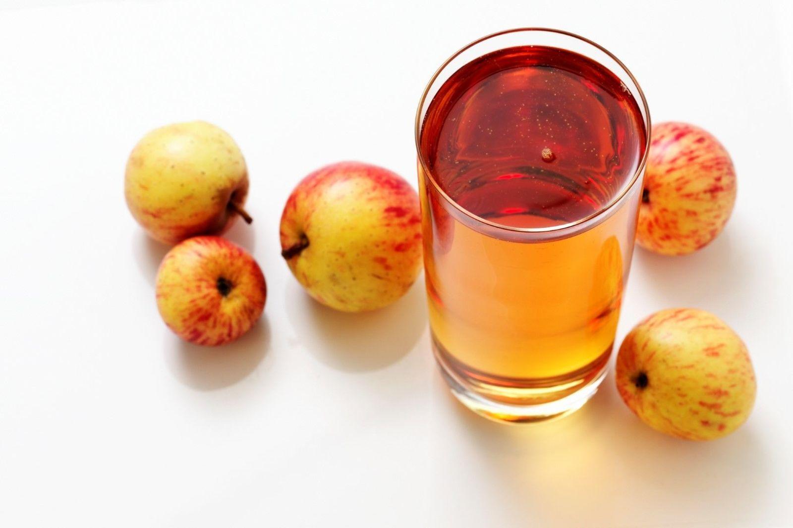 aceto di sidro di mele buona dieta alcalina